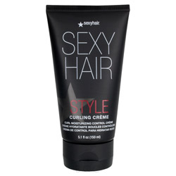 Sexy Hair Curly Sexy Hair Curling Creme Curl Moisturizing Control Creme