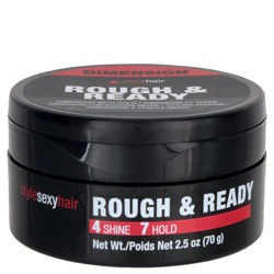 Sexy Hair Style Sexy Hair Rough & Ready Styling Wax