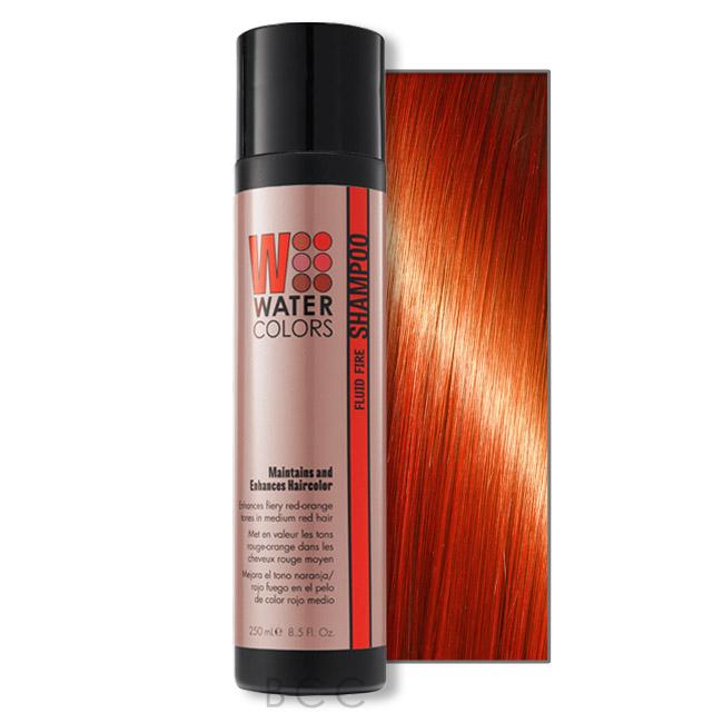 Tressa Watercolors Color Maintenance Shampoo Fluid Fire