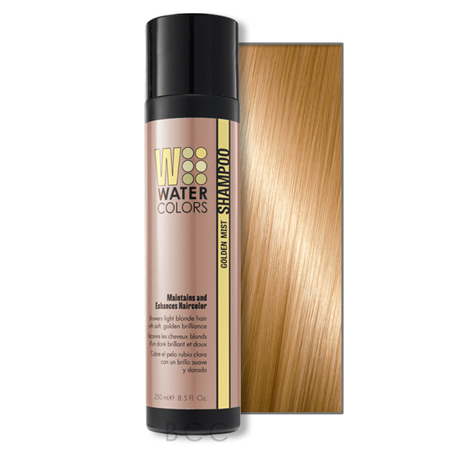 Tressa Watercolors Color Maintenance Shampoo Golden Mist