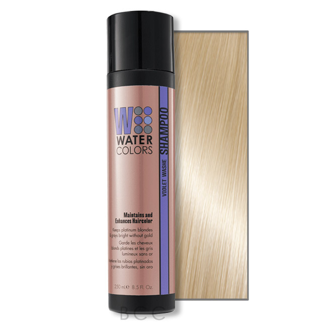 Tressa Watercolors Color Maintenance Shampoo Violet