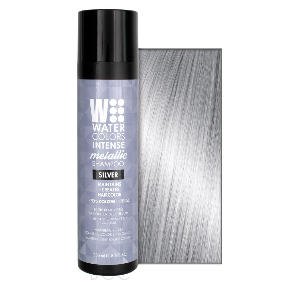Tressa Watercolors Intense Color Shampoo 8 5 Oz Silver