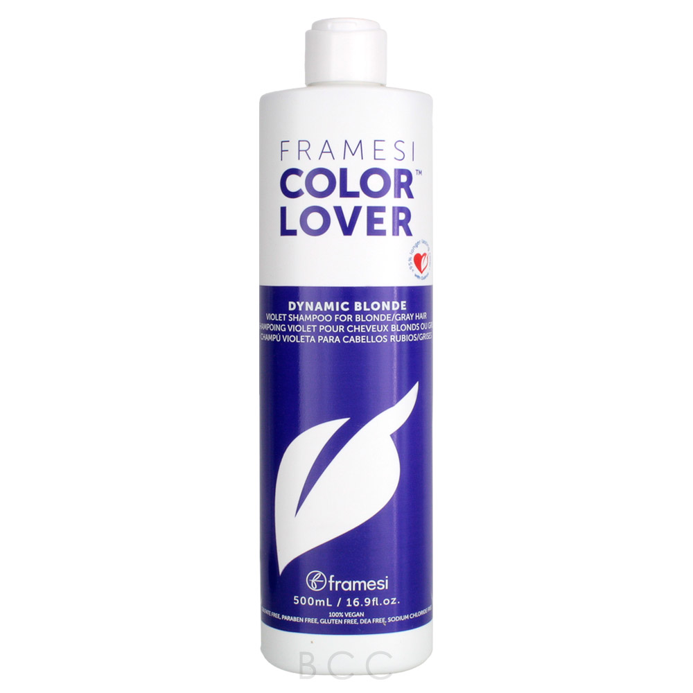 Framesi Color Lover Dynamic Blonde Violet Shampoo For