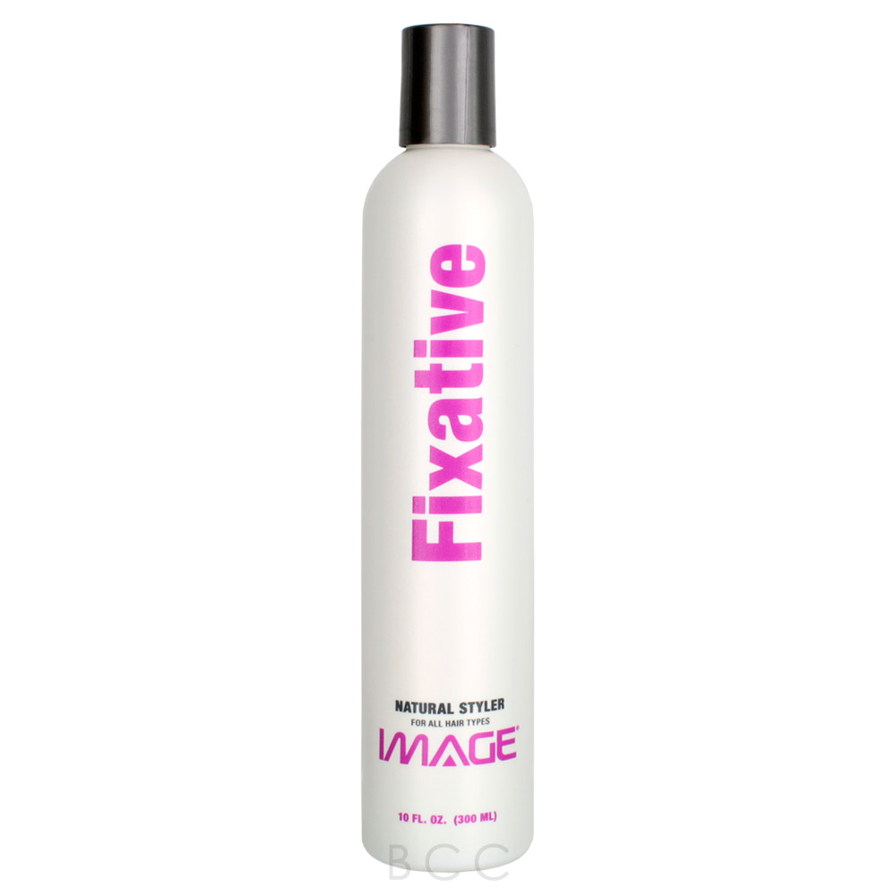 Image Fixative Natural Styler 10 Oz Beauty Care Choices