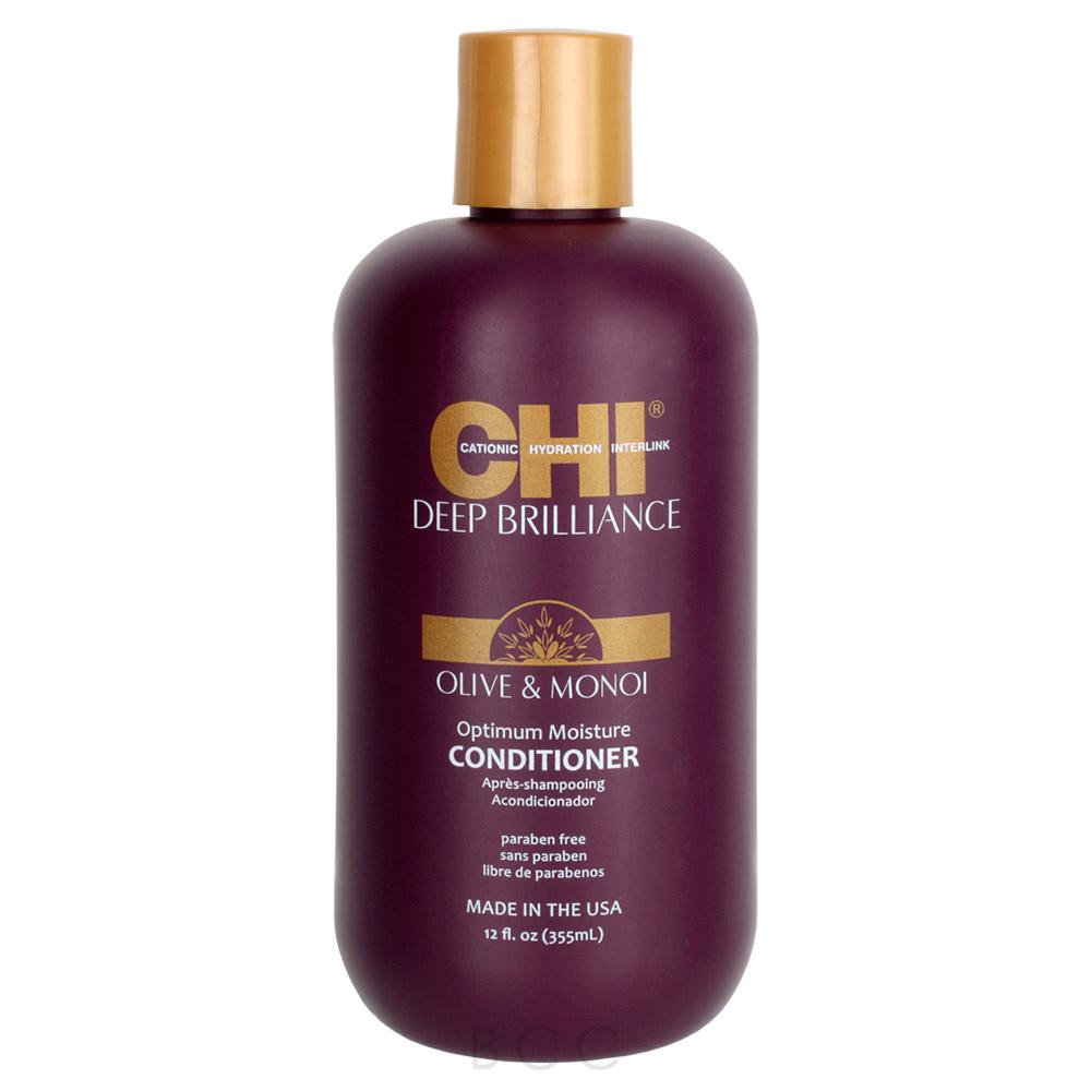 Chi Deep Brilliance Optimum Moisture Conditioner Beauty