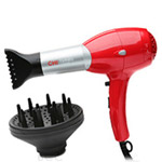 CHI Turbo Professional Ceramic Dryer (Red)