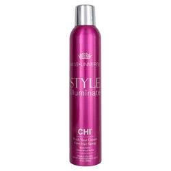 CHI Style Illuminate - Rock Your Crown Firm Hair Spray