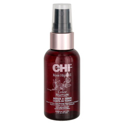 CHI Rose Hip Oil Color Nurture Repair & Shine Leave In Tonic