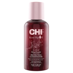 CHI Rose Hip Oil Color Nurture Protecting Conditioner 2 oz