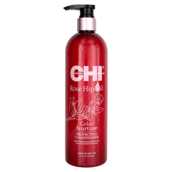 CHI Rose Hip Oil Color Nurture Protecting Conditioner 25 oz