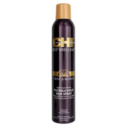 CHI Deep Brilliance Optimum Finish Flexible Hold Hair Spray