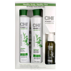 CHI Power Plus Hair Renewing System Kit