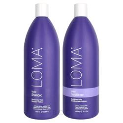 Loma Violet Liter Shampoo/Conditioner Set 2 piece
