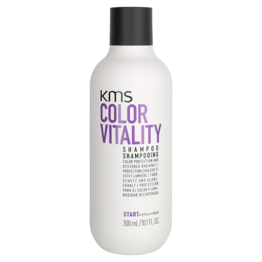 Kms California Color Vitality Shampoo 10 1 Oz Beauty