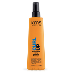 KMS California Curl Up Bounceback Spray