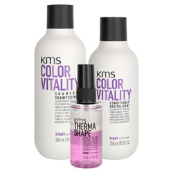 KMS Color Vitality Duo