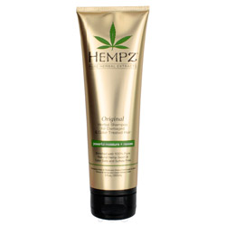Hempz Original Herbal Shampoo For Damaged & Color Treated Hair 9 oz