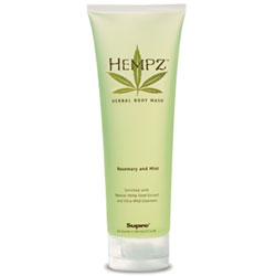 Hempz Rosemary & Mint Body Wash