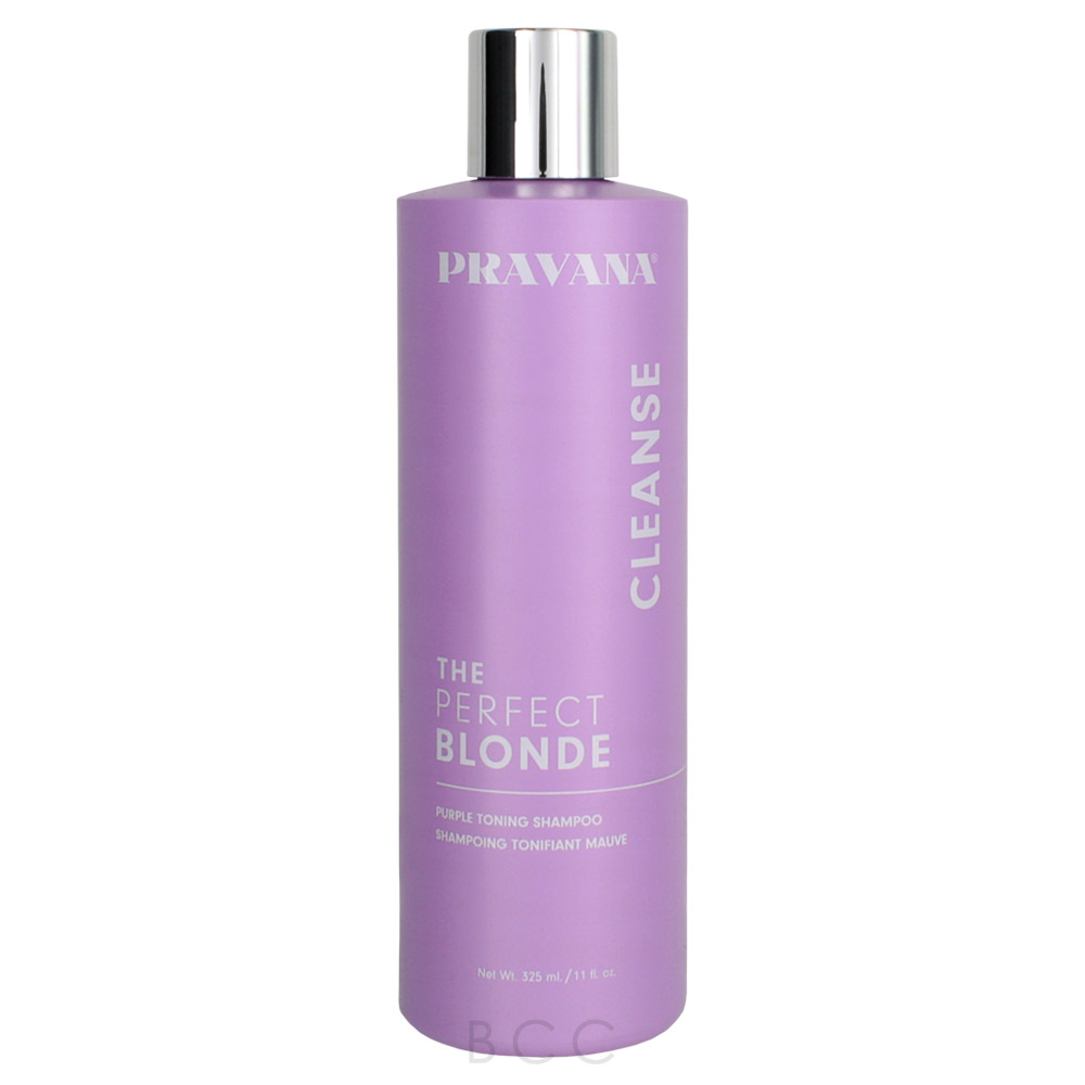 Pravana The Perfect Blonde Purple Toning Shampoo 10 1 Oz