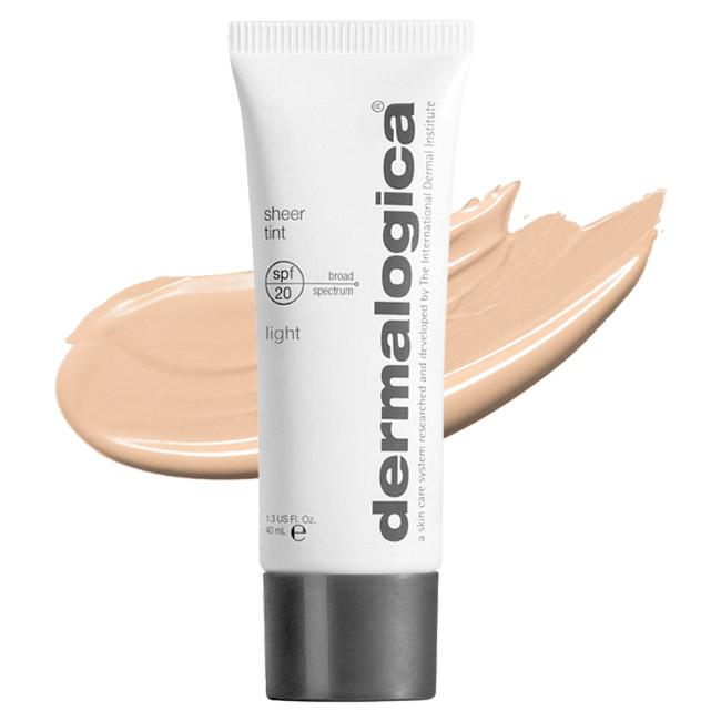 Dermalogica Sheer Tint Spf 20 1 3 Oz Light Beauty Care
