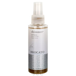 Brocato Shimmer Gold Spray