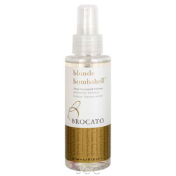 Brocato Blonde Bombshell Heat Activated Volume
