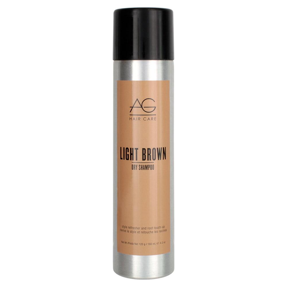 Ag Hair Cosmetics Dry Shampoo Light Brown Beauty Care