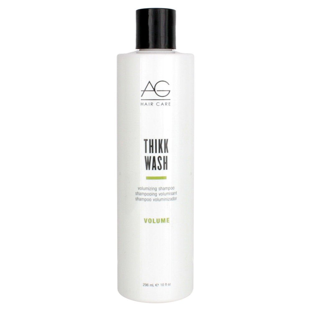 Hair Volumizing : AG Hair Cosmetics Thikk Wash - Volumizing Shampoo - BeautyCareChoices