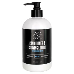 AG Hair Cosmetics Conditioner & Shaving Lotion - Invigorating Lotion