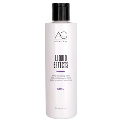 AG Hair Liquid Effects - Extra-Firm Styling Lotion