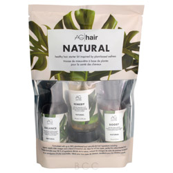 AG Hair Natural - Hair Care Starter Kit
