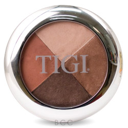 TIGI Cosmetics High Density Eyeshadow Quad Shades