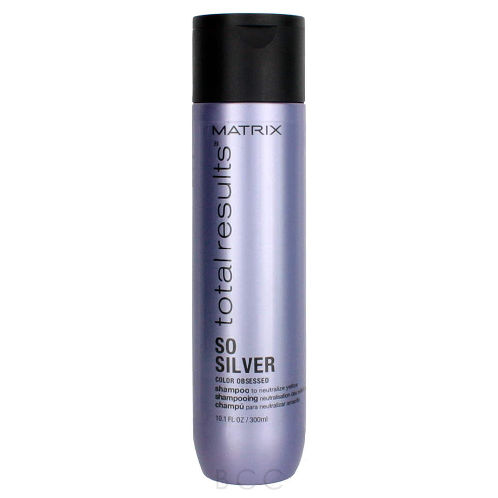 Matrix Total Results Color Obsessed Care So Silver Shampoo