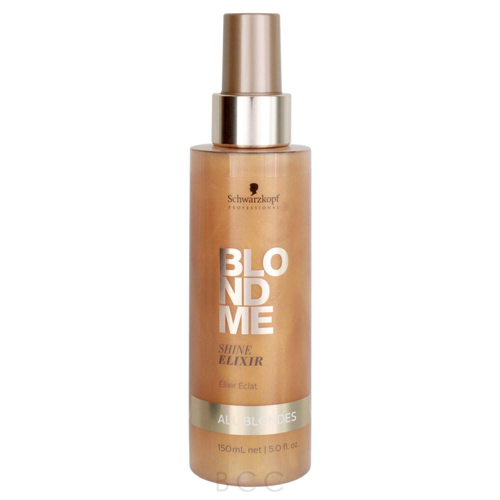 Schwarzkopf Blondme Shine Enhancing Spray Conditioner 5