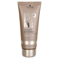 Schwarzkopf BlondMe Keratin Restore Blonde Conditioner