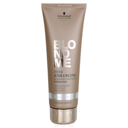 Schwarzkopf BlondMe Color Enhancing Blonde Shampoo - Cool-Ice