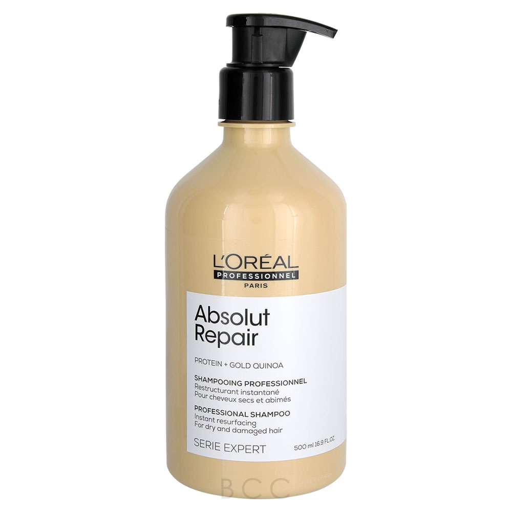 Loreal Professionnel Serie Expert Absolut Repair Lipidium Instant Shampoo Fall Resurfacing