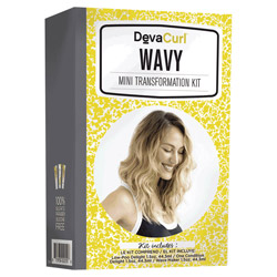 DevaCurl Wavy Transformation Kit 3 piece