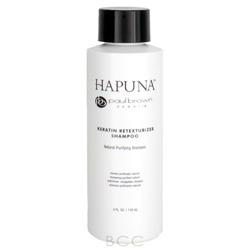 Paul Brown Hawaii Hapuna Keratin Retexturizer Shampoo - Natural Purifying Shampoo
