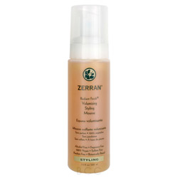 Zerran Radiant Finish Volumizing Styling Mousse
